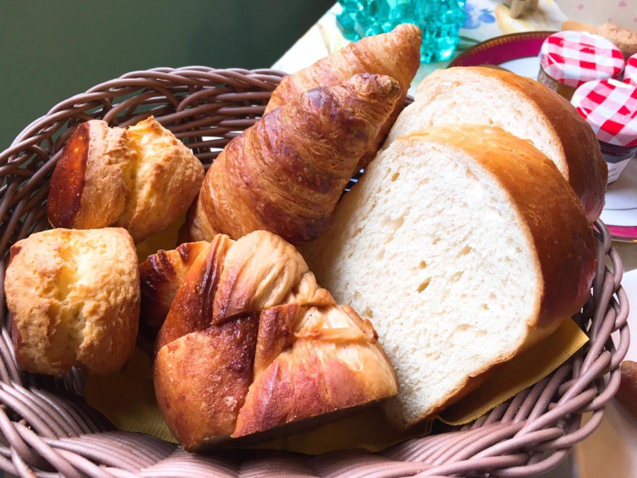 オーパヴィラージュのパン