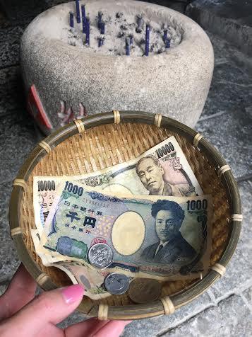 鎌倉の銭洗弁天