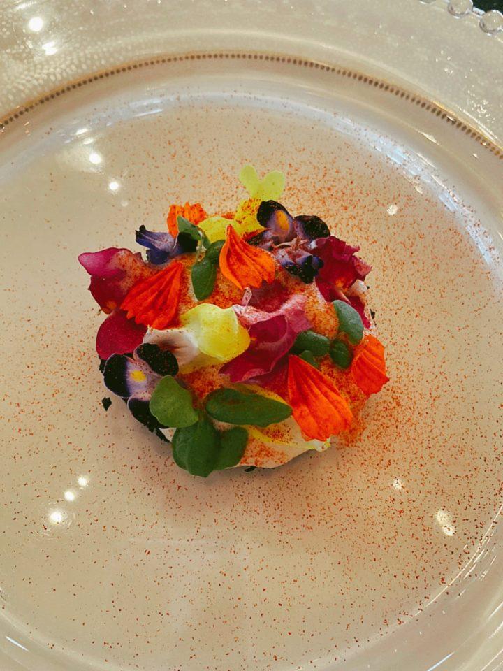 フォンテーヌブロー仙石亭の前菜