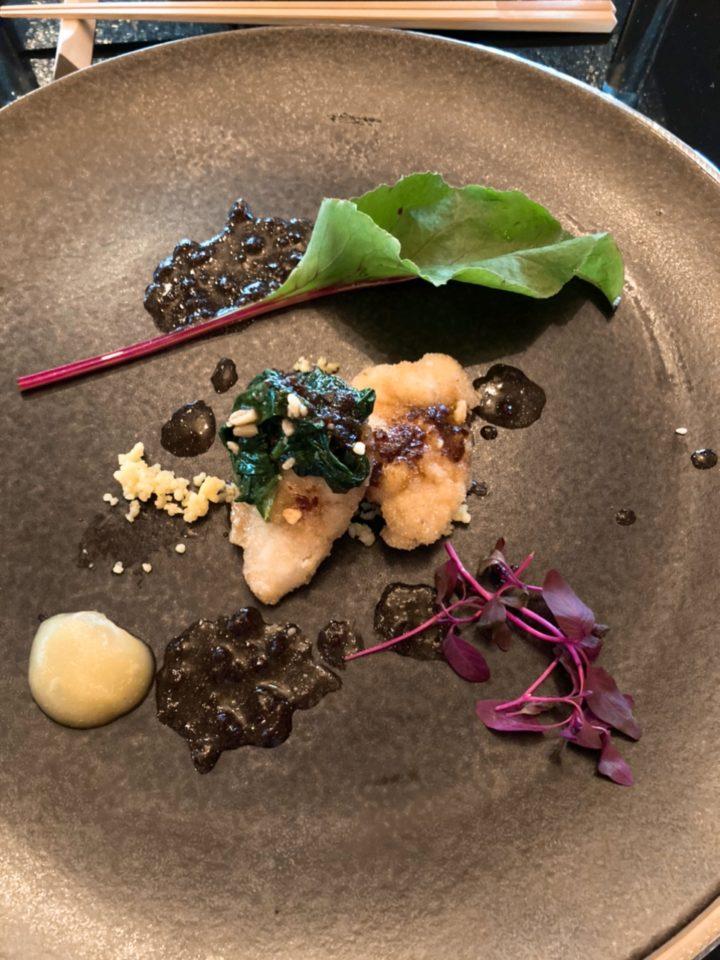 フォンテーヌブロー仙石亭の肉料理
