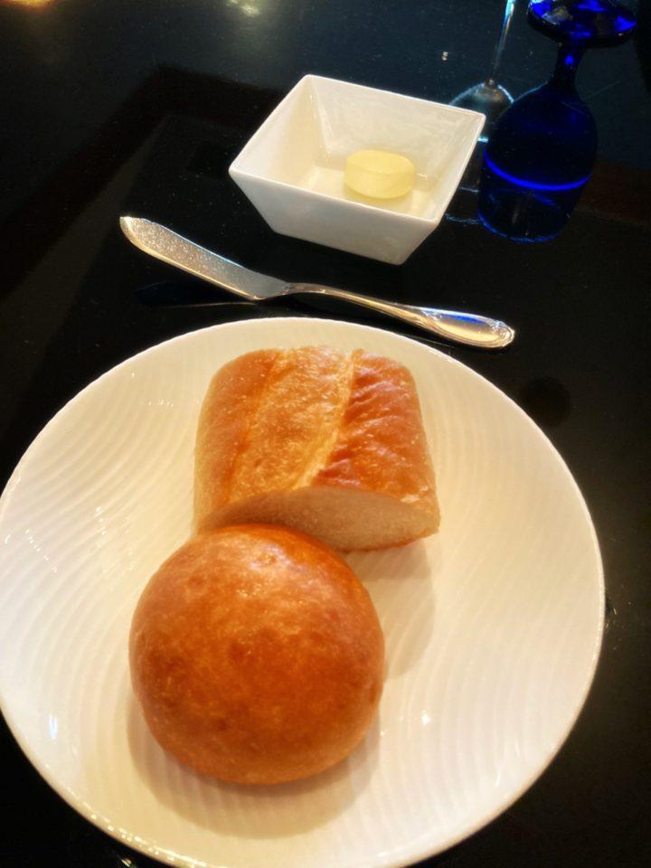 フォンテーヌブロー仙石亭のパン